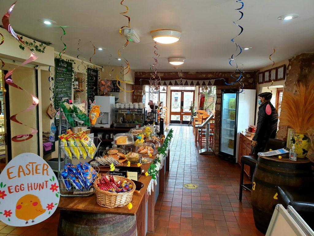 Goytre Wharf Cafe